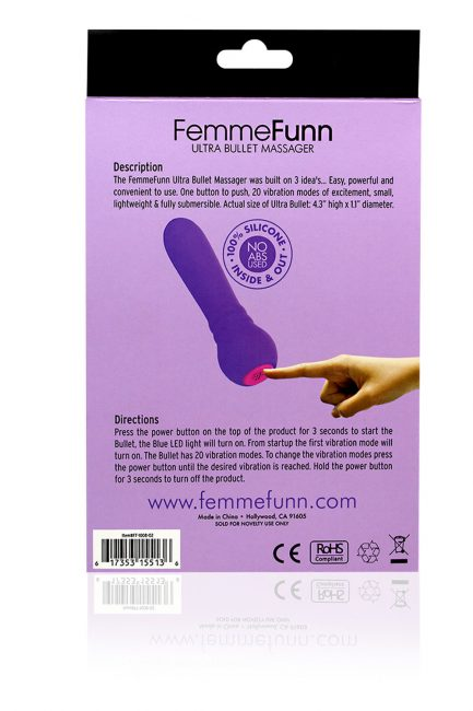 bala vibradora FemmeFunn