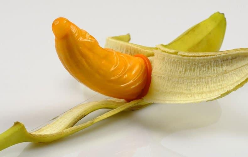 Es importante usar el condon si se va a introducir algún objeto al cuerpo